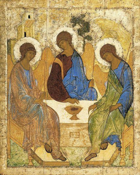 822px-Angelsatmamre-trinity-rublev-1410