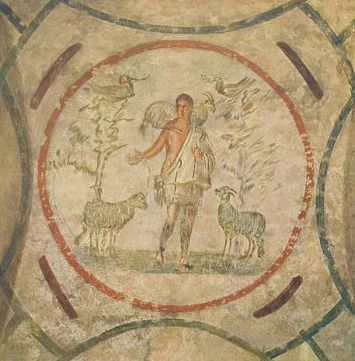 good-shepherd-3 catacomb-of-priscilla_orig